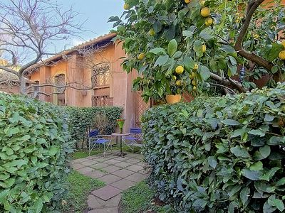 Enjoy a garden in Rome's center!