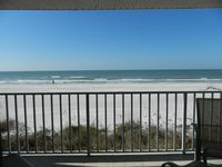 Elegant, Direct Gulf-Front Condo, Balcony w/ 180 degree Ocean View