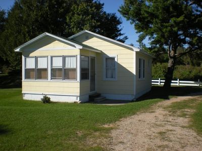 Onekama cottage rental - Guest house on property for more friends and family for an additional fee.