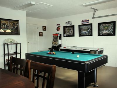 Orange Tree villa rental - Game Room