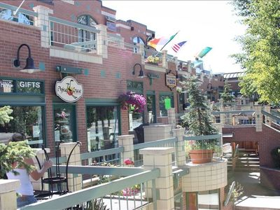 The Cutest Town in Colorado!  Lots of Shops, Places to Explore!