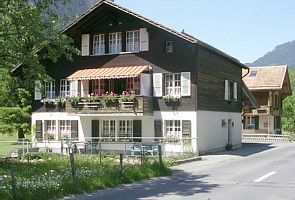 Summer view of Chalet Bärli (2005 photograph)
