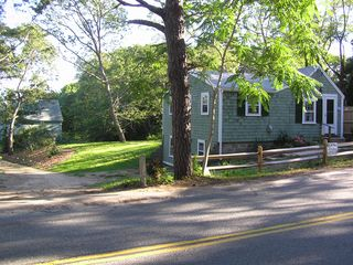 Yard - Wellfleet cottage vacation rental photo