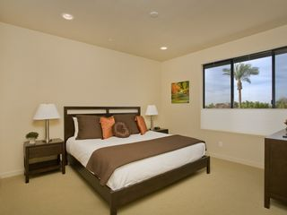 Old Town Scottsdale townhome photo - Master bedroom