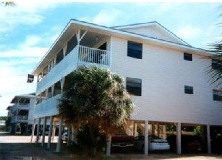 Indian Rocks Beach condo photo - Top floor great view