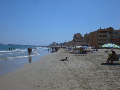 La Manga Strip apartment rental - Local Plaza Bohemia beach