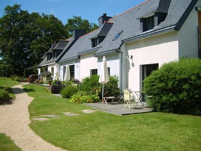 Holiday house 249444, Locoal-mendon, Brittany