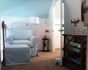 Wrightsville Beach cottage photo - Reading Loft