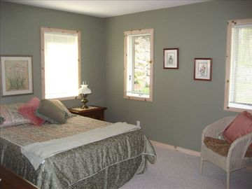 First Floor Bedroom