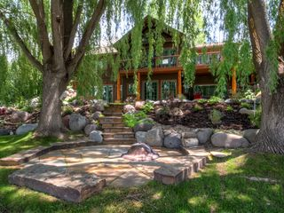 River 39 s edge 6br glenwood home w private homeaway for Cabins for rent near glenwood springs