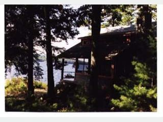Tuftonboro cabin photo