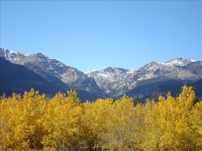Fall in Rocky Mountain National Park - Magnificent!!!