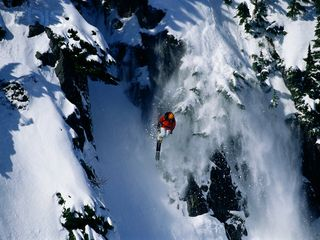 Snoqualmie Pass lodge photo - Alpental courtesy of Corbis Images