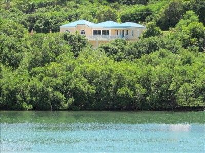 Luxury Villa Located on the East End of St. Thomas