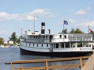 Greenville cottage photo - Katahdin Cruises on Moosehead lake.