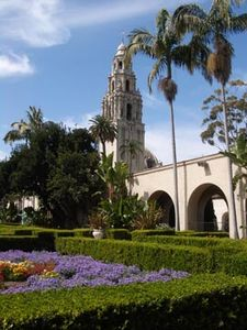 Balboa Park is amazing! Don't miss it!