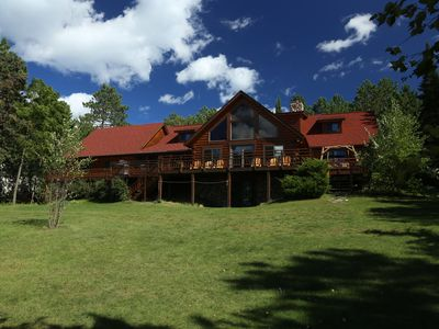 Totagatic Lodge, A Great Place for Family Get Togethers! See Video!