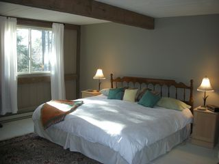 Waterville Valley house photo - The Master Bedroom is a peaceful place.