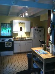 Little Diamond Island cottage photo - Kitchen