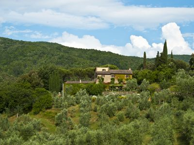 Tuscan Estate - Le Valle 12 Miles from Florence