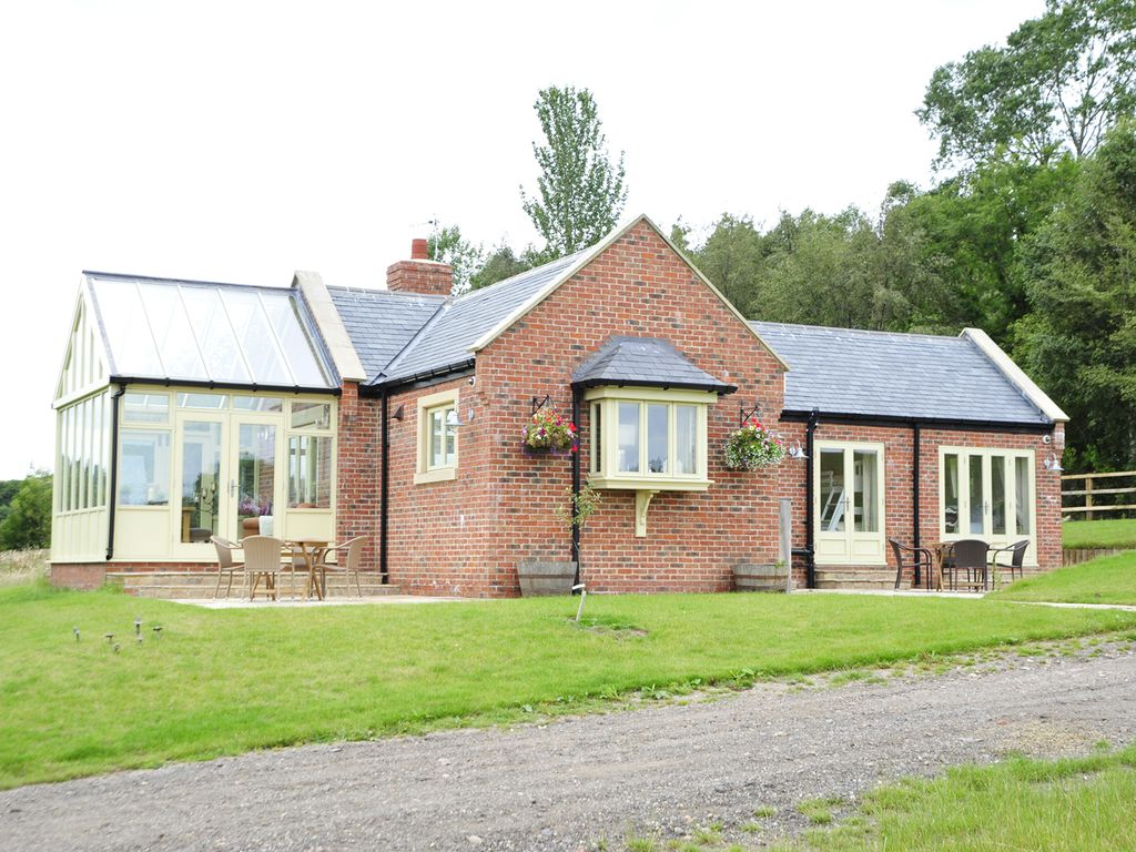 holiday cottage in the Beamish Valley