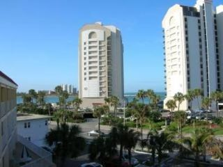 Front Window - Balcony View - Clearwater Beach condo vacation rental photo