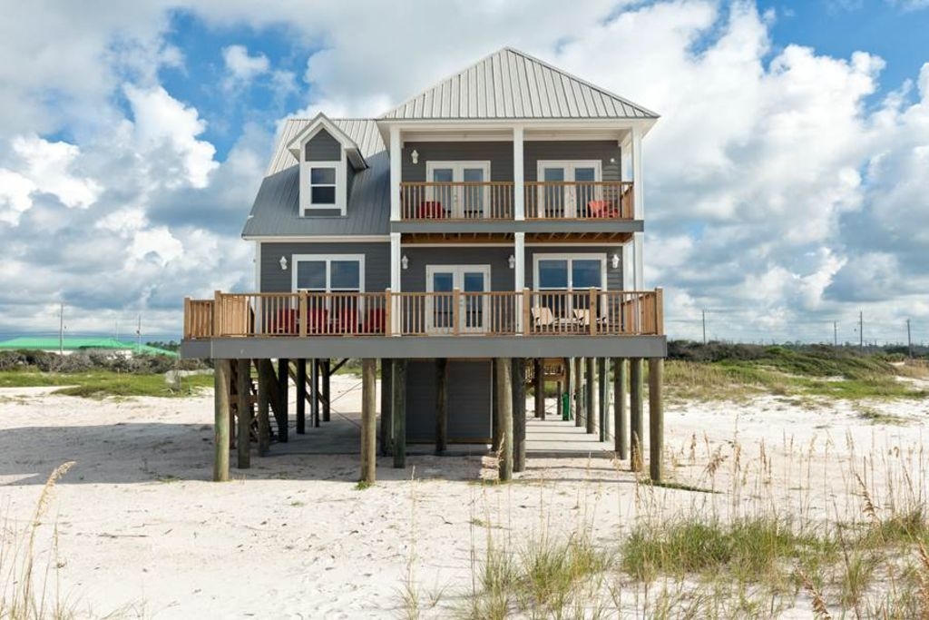 Windswept 4 Br 3 Ba House In Orange Beach Vrbo