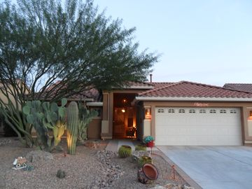 Sahuarita house rental - Beautiful southwest landscaping