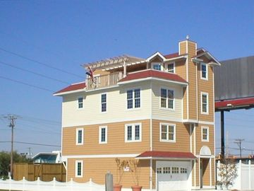 Fenwick Island house rental - View of the Home