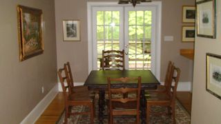 Culpeper cottage photo - Dining area of house.