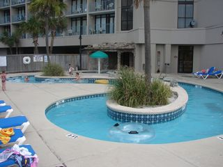 Ocean Dunes condo photo - Lazy River Pool