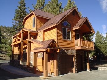 Mammoth Lakes house rental - Outdoor View #1