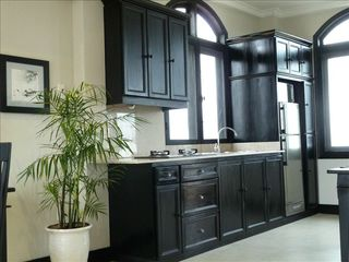 Full Kitchen - Da Nang villa vacation rental photo