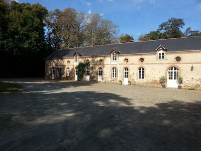 Lovely Country House in pretty wooded park -10 pers - 40min Puy du Fou