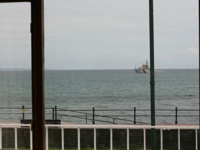Southerly view from lounge