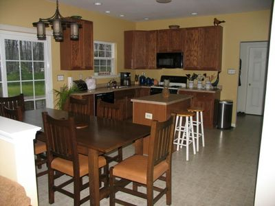 Shawnee house rental - Kitchen