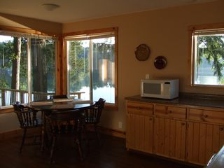 Paw Paw cottage photo - panoramic views from kitchen