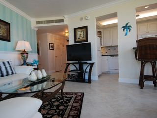 Gulfview Club condo photo - Enjoy Your 47 inch HDTV from your beach view seats