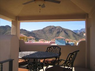 Loreto house photo - View of the Sierra de la Giganta mountains from our Tower