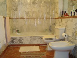 Greenwich Village condo photo - Master Bathroom
