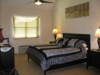 Aguadilla condo photo - Spacious Master Bedroom, Vaulted Ceilings