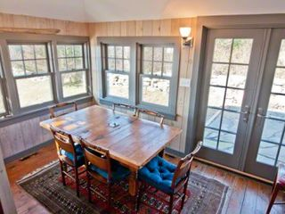 Chilmark cottage photo - Dining Room Comfortably Sits Up To 8