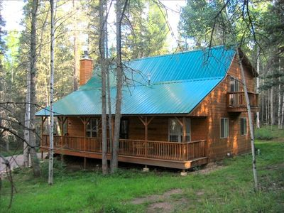 Angel Fire Lodging Nestled in the Woods - Your Own Private Place on the Mountain