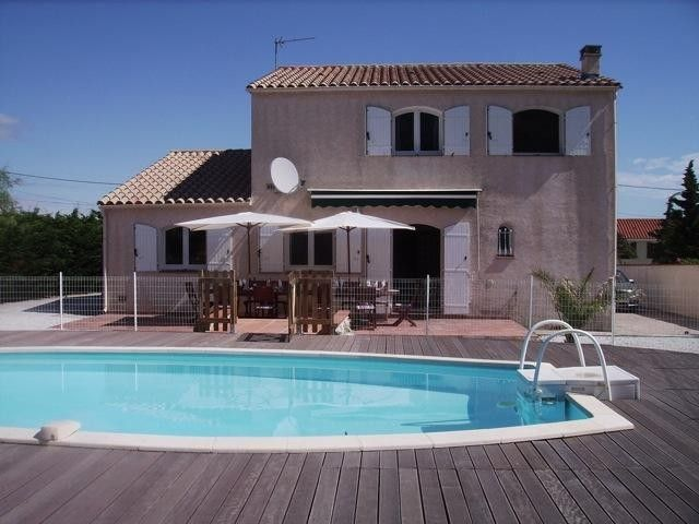 Air-conditioned accommodation, great guest reviews , Villelongue-dels-monts, Languedoc-Roussillon