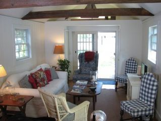 Edgartown house photo - Living Room