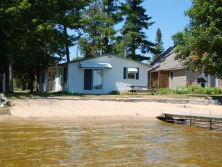Black Lake house photo - Sand Beach and Calm Clear Water