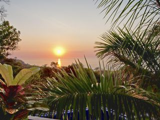 Puerto Vallarta villa photo - Breathtaking views of the sun setting.