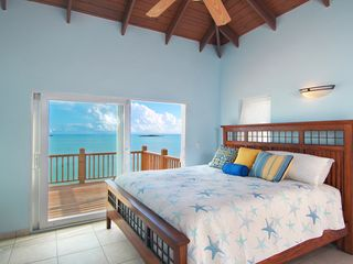 Providenciales - Provo villa photo - Stunning views from the house