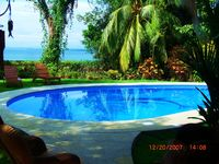 1 Acre of Beautiful Beach Front Villa with Private Pool at the Water's Edge