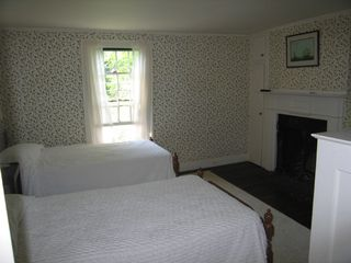 Mattapoisett house photo - A Twin Bedroom in Little House